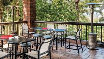 Patio Comfort Heaters