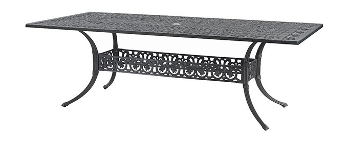 "Michigan 42"" x 86"" Rectangular Dining Table"