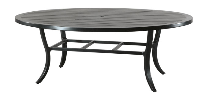 """Channel 62"""" x 82"""" Geo Dining Table"""