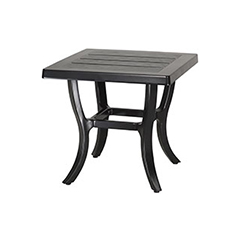 """Channel 22"""" Square End Table"""