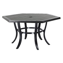 """Channel 61"""" Hexagon Dining Table"""