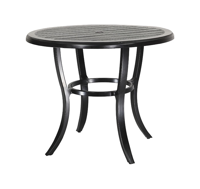 """Channel 44"""" Round Balcony Table"""