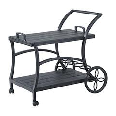 Channel Serving Cart - Welded