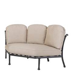 Florence Cushion Three-Back Corner Chair