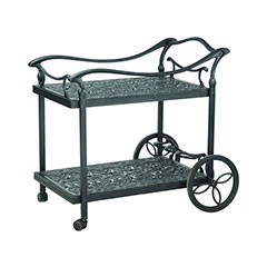 Florence Serving Cart - Welded