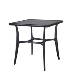 """Fusion 30"""" Square Dining Table"""