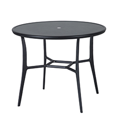 """Fusion 48"""" Round Bar Table"""