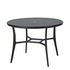 """Fusion 48"""" Round Balcony Table"""