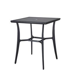 "Fusion 30"" Square Balcony Table"