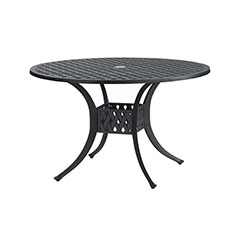 """Coordinate 48"""" Round Dining Table"""