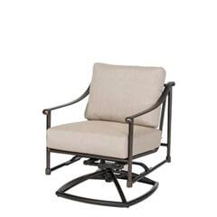 Morro Bay Cushion Swivel Rocking Lounge Chair