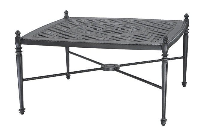 "Grand Terrace 42"" Square Coffee Table"