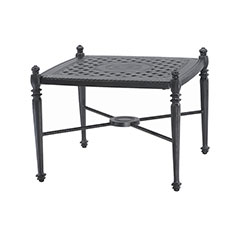 "Grand Terrace 26"" Square End Table"