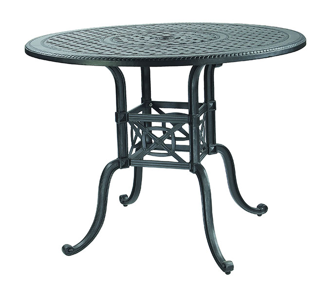"""Grand Terrace 54"""" Round Gathering Table"""