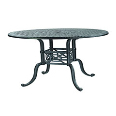"Grand Terrace 54"" Round Gathering Table"