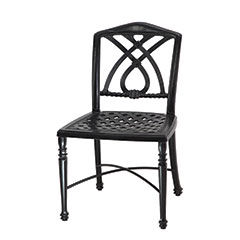 Terrace Cushion Café Chair w/o Arms - KD