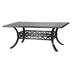 "Madrid II 42"" x 86"" Rectangular Dining Table"