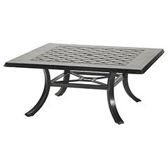 "Madrid II 48"" Square Coffee Table"