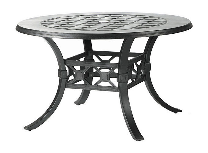 "Madrid II 54"" Round Dining Table"