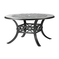 "Madrid II 54"" Round Dining Table"