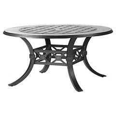 "Madrid II 60"" Round Dining Table"