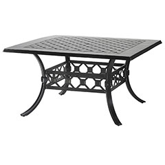 "Madrid II 60"" Square Dining Table"