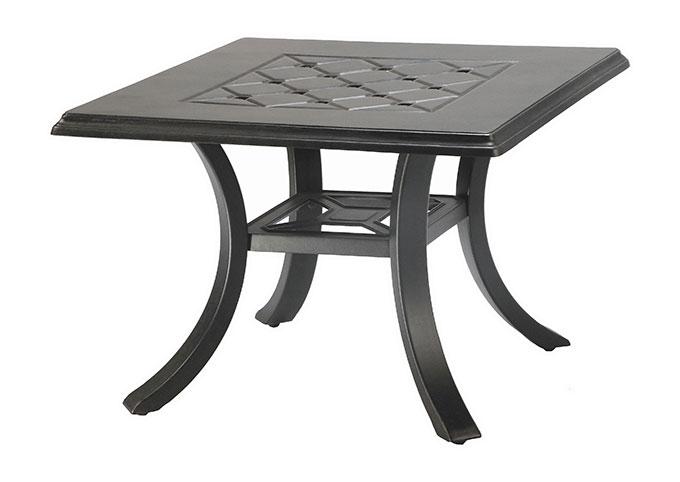 "Madrid II 30"" Square End Table"