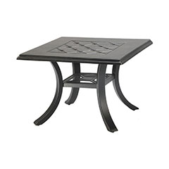 "Madrid II 30"" Square End Table"