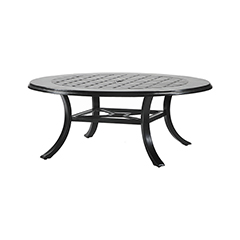 "Madrid II 42"" Round Chat Table"