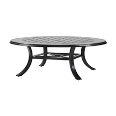 "Madrid II 48"" Round Chat Table"