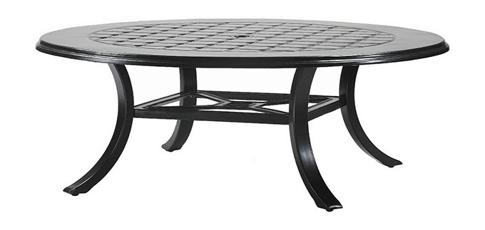 "Madrid II 54"" Round Chat Table"
