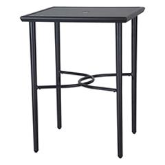 """Talia 30"""" Square Bar Table"""