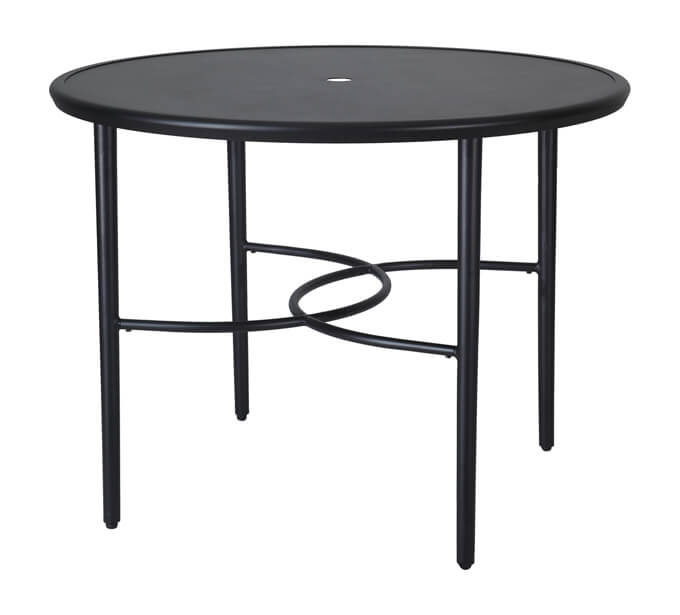"Talia 48"" Round Balcony Table"