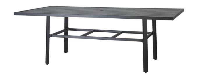 "Plank 44"" x 86"" Rectangular Dining Table"
