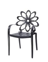 Lotus Cushion Café Chair - Stacking