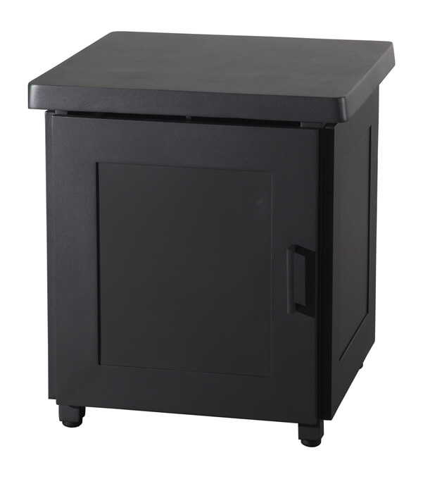 Modano Propane Tank End Table