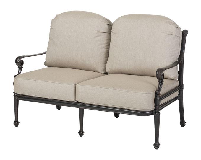 Grand Terrace Cushion Loveseat