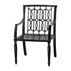 Manhattan II Cushion Dining Chair