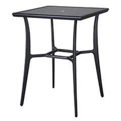 "Fusion 30"" Square Bar Table"