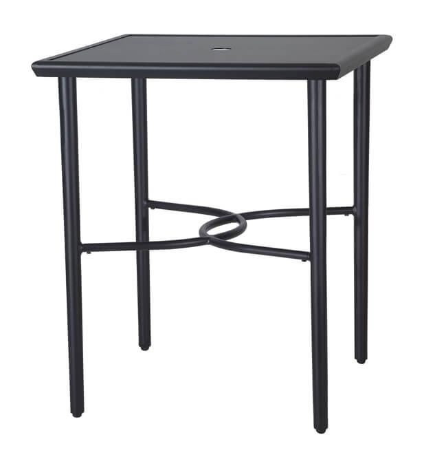 "Talia 30"" Square Balcony Table"