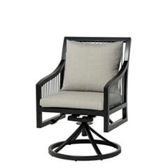 Lirah Cushion Swivel Rocker