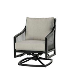 Lirah Cushion Swivel Rocking Lounge Chair