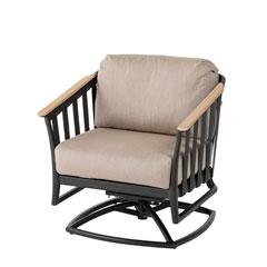 Jayne Swivel Rocking Lounge Chair