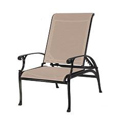 Michigan Sling Reclining Chair