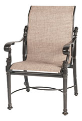 Florence Sling Standard Back Dining Chair