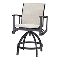 Paragon Sling Swivel Balcony Stool