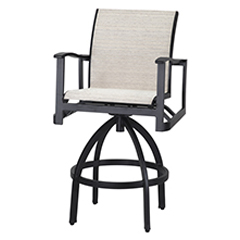 Paragon Sling Swivel Bar Stool