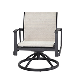 Paragon Sling Swivel Rocking Lounge Chair