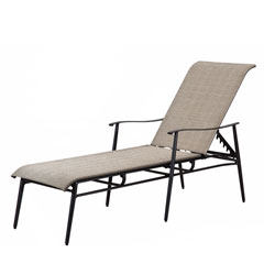 Aria Sling Chaise Lounge