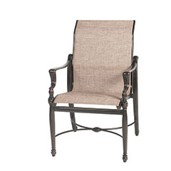 Bel Air Sling Standard Back Dining Chair